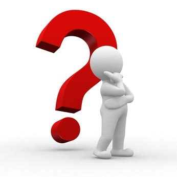 Must all questions for questionnaires and interviews